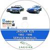 Thumbnail Jaguar XJS 1992-1996 Service Repair Manual