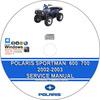 Thumbnail POLARIS SPORTMAN 600 700 2002-2003 Service Repair Manual