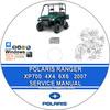 Thumbnail POLARIS RANGER XP700 4X4 6X6 2007 Service Repair Manual