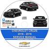 Thumbnail Chevrolet Cruze 2016 2017 2018 Service Repair Manual